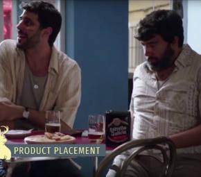 Product placement, Aquí paz y después gloria – PRORES