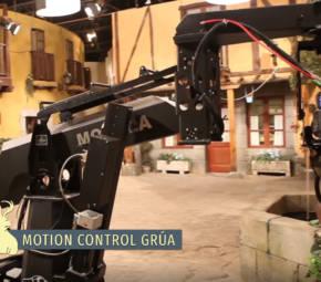 Motion Control Grúa – Puente Viejo